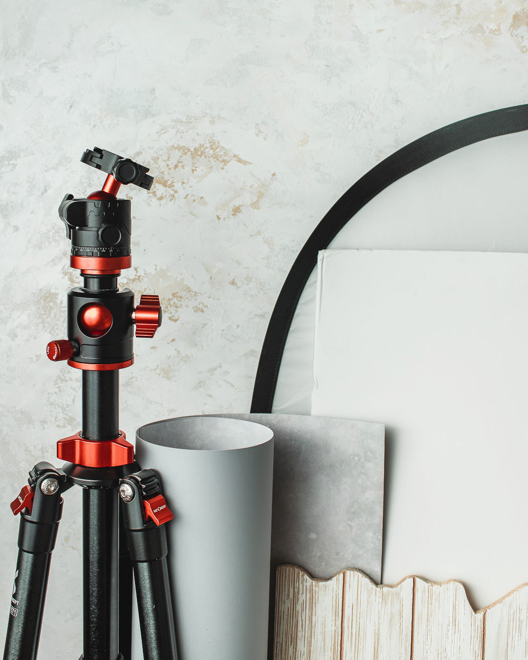 filming equipment for food photographers