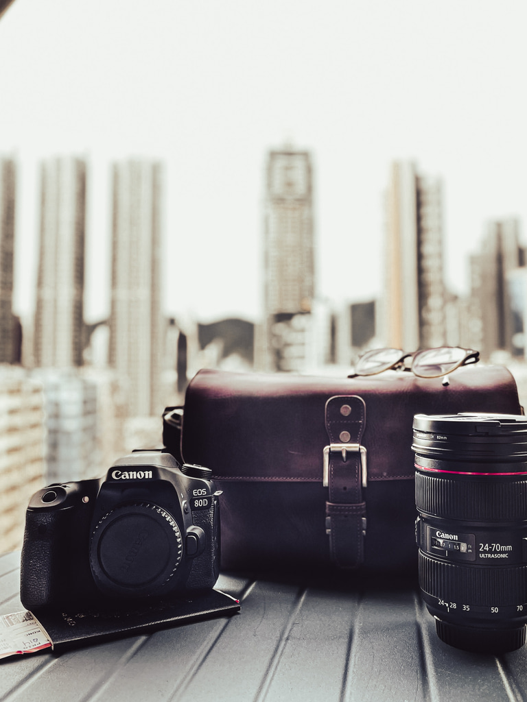 how to safely pack camera gear for travel