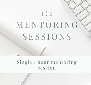 1:1 Mentoring Sessions for Food Photography